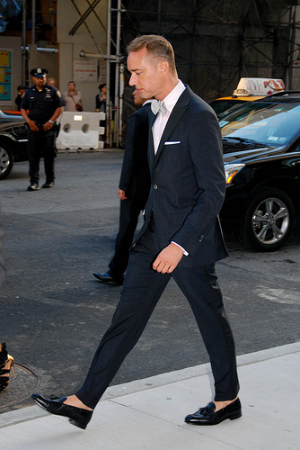 Loafers without Socks trend – Refined